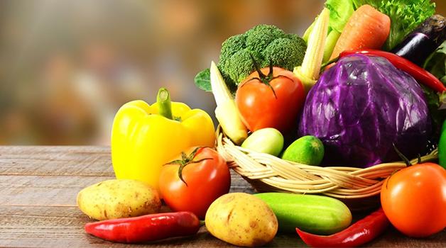 蔬菜英文怎麼說 – 邊吃邊學料理英文